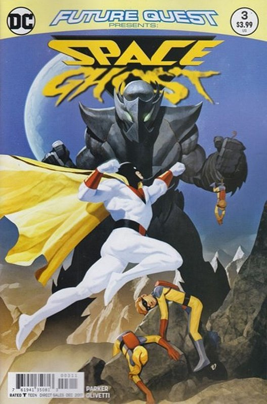 Cover of Future Quest: Presents (Vol 1) #3. One of 250,000 Vintage American Comics on sale from Krypton!