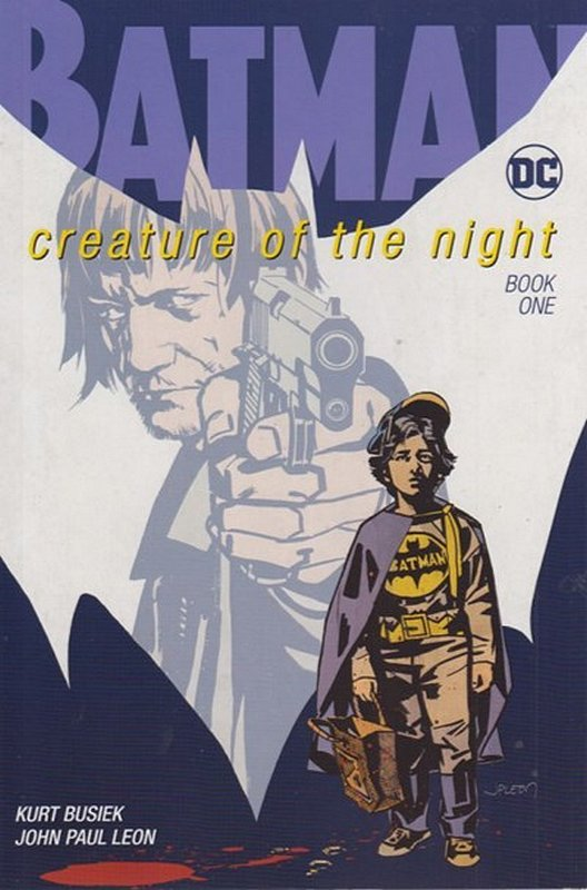 Cover of Batman: Creature of the Night (2017 Ltd) #1. One of 250,000 Vintage American Comics on sale from Krypton!
