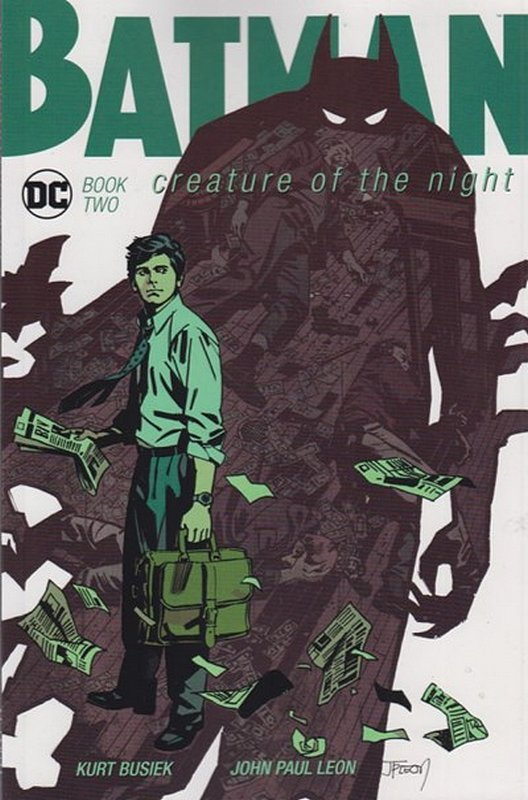Cover of Batman: Creature of the Night (2017 Ltd) #2. One of 250,000 Vintage American Comics on sale from Krypton!