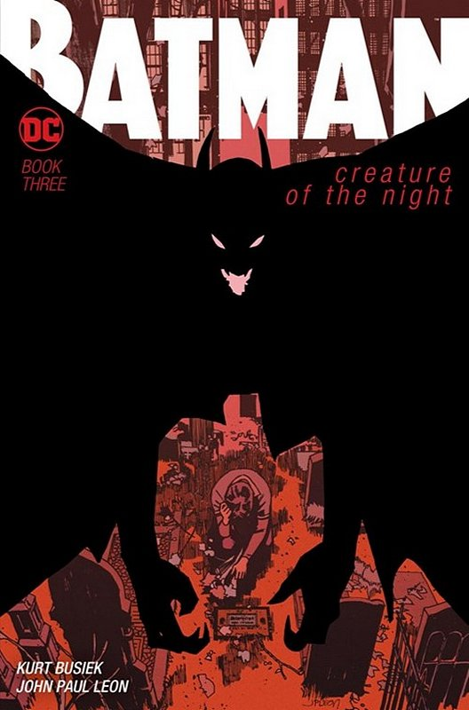 Cover of Batman: Creature of the Night (2017 Ltd) #3. One of 250,000 Vintage American Comics on sale from Krypton!