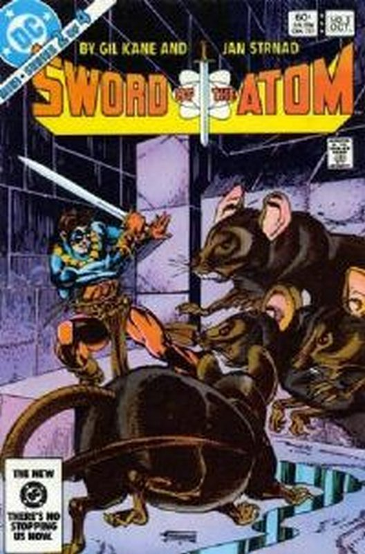 Cover of Atom (1983 Ltd) Sword of the #2. One of 250,000 Vintage American Comics on sale from Krypton!