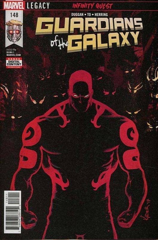Cover of Guardians of the Galaxy (Vol 5) #148. One of 250,000 Vintage American Comics on sale from Krypton!