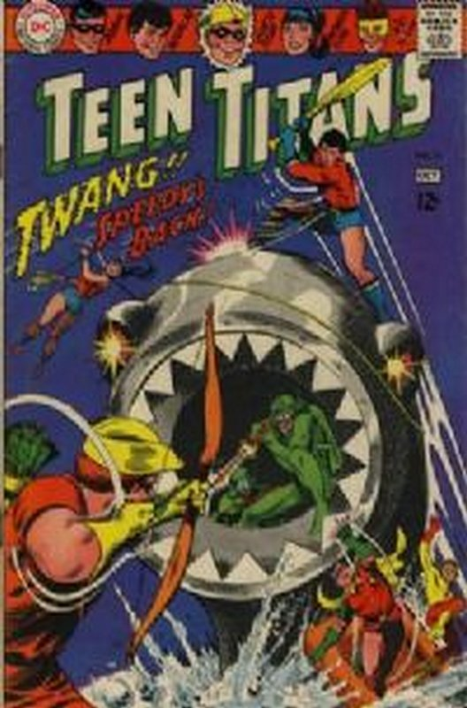 Cover of Teen Titans (Vol 1) #11. One of 250,000 Vintage American Comics on sale from Krypton!