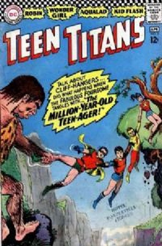 Cover of Teen Titans (Vol 1) #2. One of 250,000 Vintage American Comics on sale from Krypton!