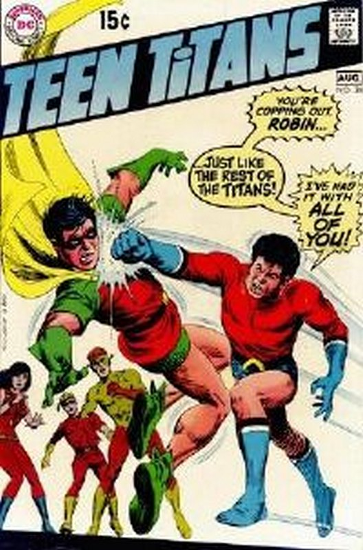 Cover of Teen Titans (Vol 1) #28. One of 250,000 Vintage American Comics on sale from Krypton!