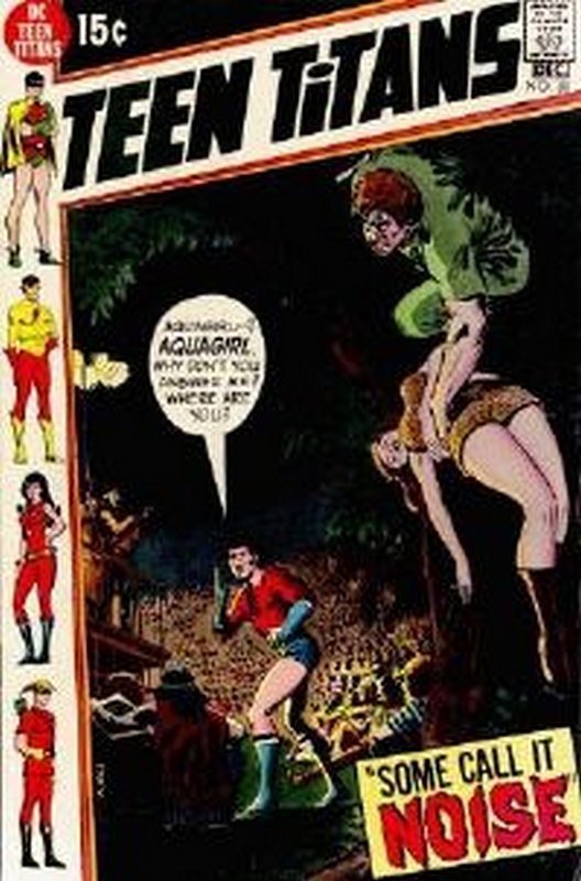Cover of Teen Titans (Vol 1) #30. One of 250,000 Vintage American Comics on sale from Krypton!