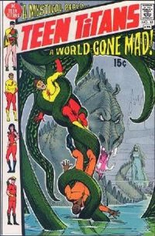 Cover of Teen Titans (Vol 1) #32. One of 250,000 Vintage American Comics on sale from Krypton!