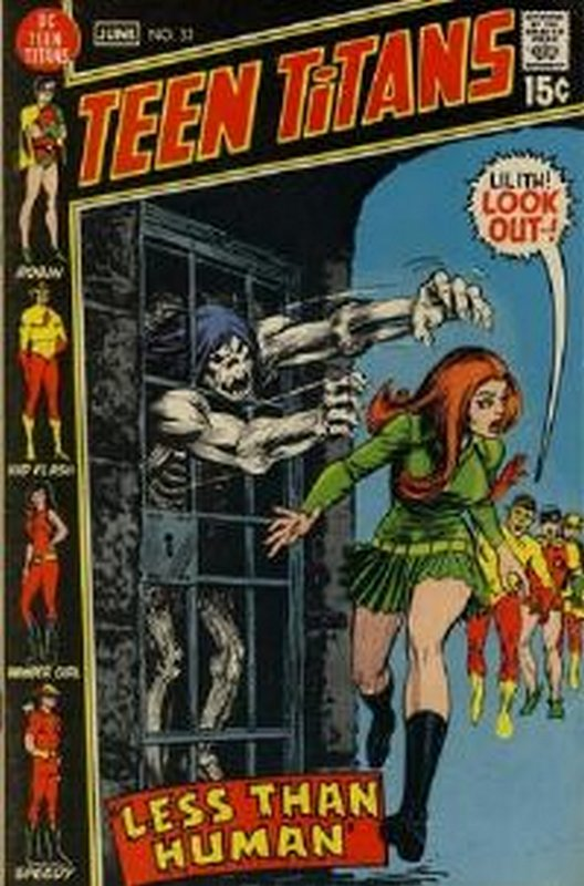 Cover of Teen Titans (Vol 1) #33. One of 250,000 Vintage American Comics on sale from Krypton!