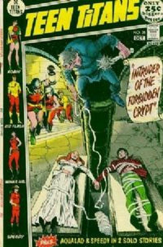 Cover of Teen Titans (Vol 1) #35. One of 250,000 Vintage American Comics on sale from Krypton!