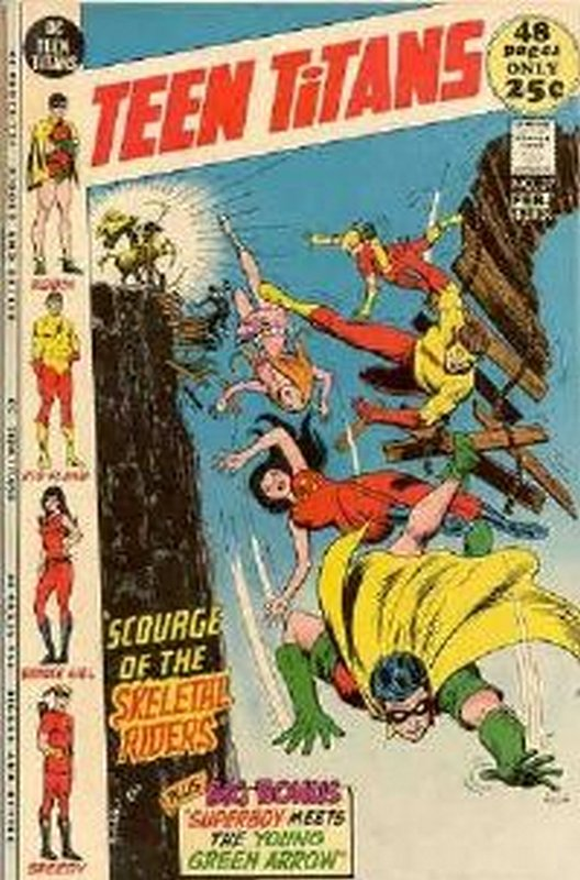 Cover of Teen Titans (Vol 1) #37. One of 250,000 Vintage American Comics on sale from Krypton!