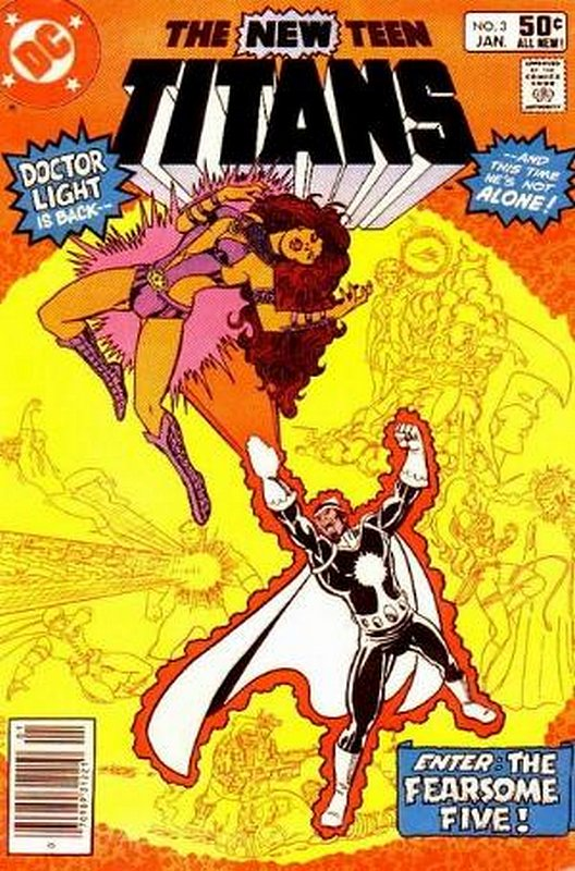 Cover of New Teen Titans (Vol 1) (Tales of from #41) #3. One of 250,000 Vintage American Comics on sale from Krypton!