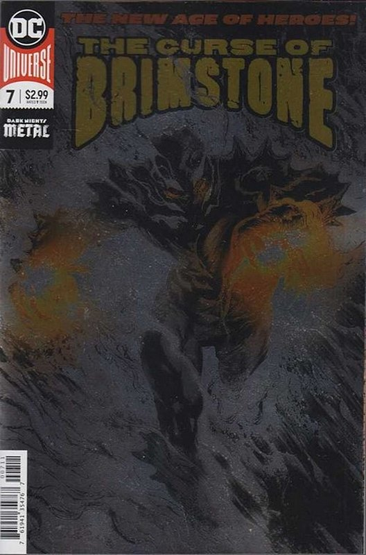 Cover of Curse of Brimstone (Vol 1) #7. One of 250,000 Vintage American Comics on sale from Krypton!