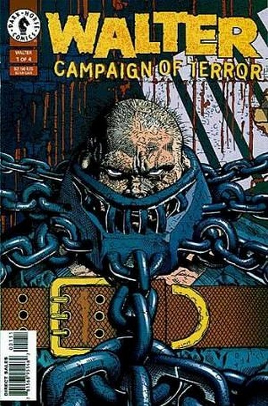 Cover of Walter: Campaign of Terror (1996 Ltd) #1. One of 250,000 Vintage American Comics on sale from Krypton!