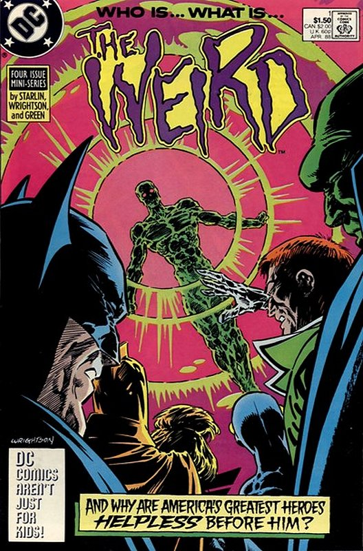 Cover of Weird (1998 Ltd) The #1. One of 250,000 Vintage American Comics on sale from Krypton!