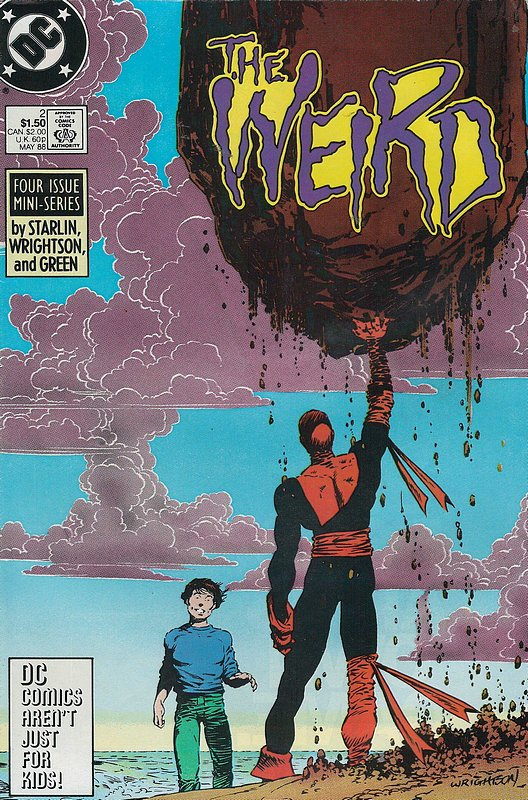Cover of Weird (1998 Ltd) The #2. One of 250,000 Vintage American Comics on sale from Krypton!
