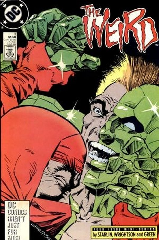 Cover of Weird (1998 Ltd) The #3. One of 250,000 Vintage American Comics on sale from Krypton!