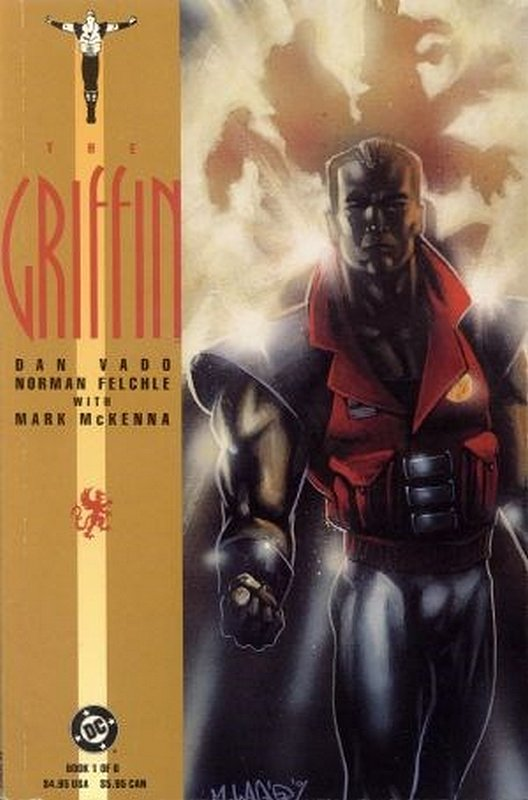 Cover of Griffin (1991 Ltd) The #1. One of 250,000 Vintage American Comics on sale from Krypton!
