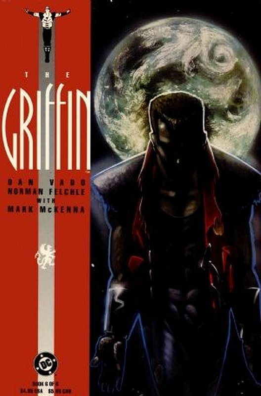 Cover of Griffin (1991 Ltd) The #6. One of 250,000 Vintage American Comics on sale from Krypton!