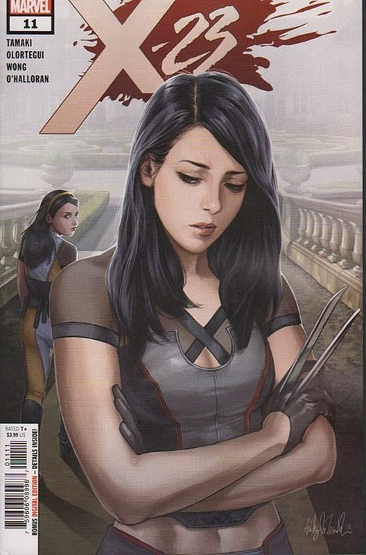 Cover of X-23 (Vol 2) #11. One of 250,000 Vintage American Comics on sale from Krypton!