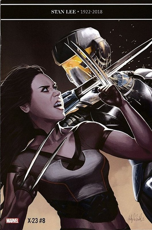 Cover of X-23 (Vol 2) #8. One of 250,000 Vintage American Comics on sale from Krypton!