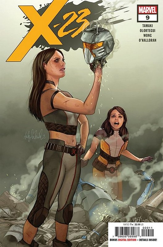 Cover of X-23 (Vol 2) #9. One of 250,000 Vintage American Comics on sale from Krypton!