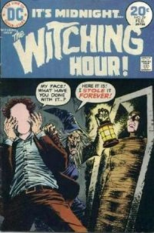 Cover of Witching Hour (Vol 1) The #39. One of 250,000 Vintage American Comics on sale from Krypton!