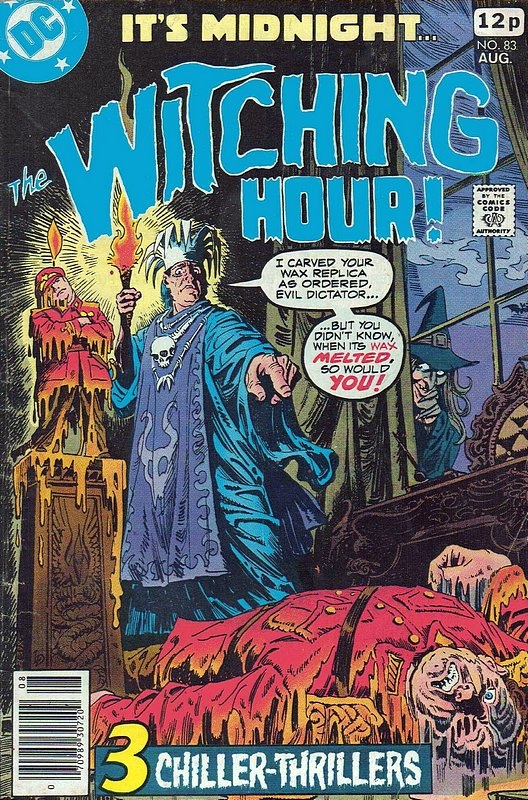 Cover of Witching Hour (Vol 1) The #83. One of 250,000 Vintage American Comics on sale from Krypton!