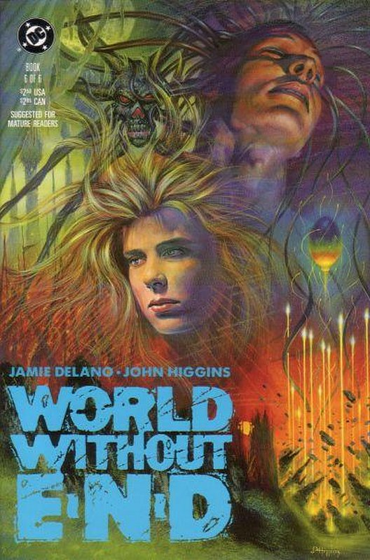 Cover of World Without End (1990 Ltd) #6. One of 250,000 Vintage American Comics on sale from Krypton!