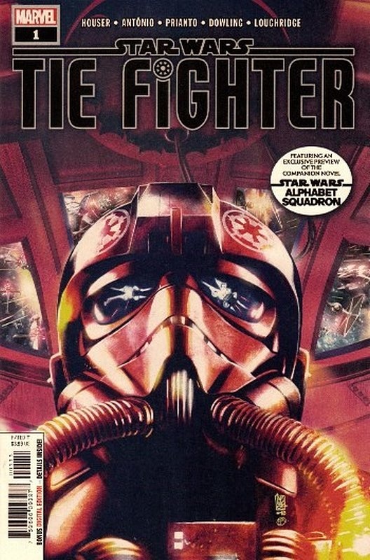 Cover of Star Wars: Tie Fighter (2019 Ltd) #1. One of 250,000 Vintage American Comics on sale from Krypton!
