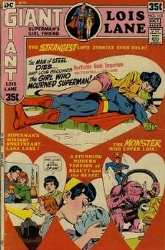 Cover of Lois Lane (Vol 1) Supermans Girl Friend #113. One of 250,000 Vintage American Comics on sale from Krypton!