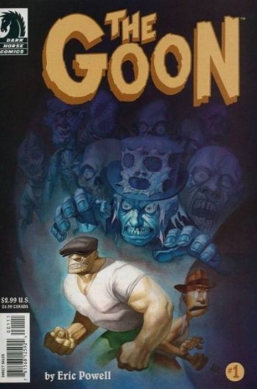 Cover of Goon (Vol 1) (Dark Horse) The #1. One of 250,000 Vintage American Comics on sale from Krypton!