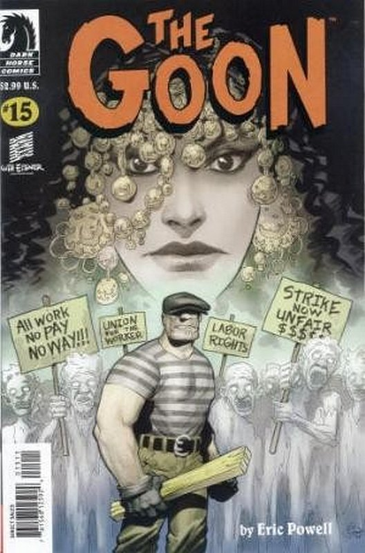Cover of Goon (Vol 1) (Dark Horse) The #15. One of 250,000 Vintage American Comics on sale from Krypton!