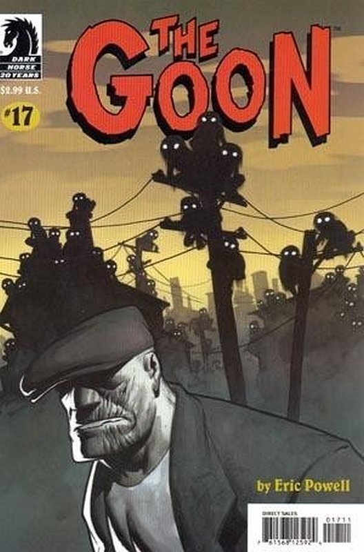 Cover of Goon (Vol 1) (Dark Horse) The #17. One of 250,000 Vintage American Comics on sale from Krypton!