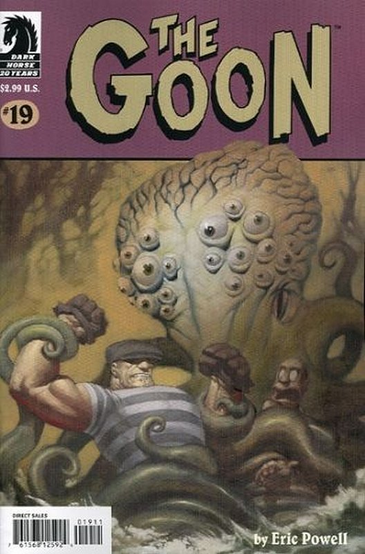 Cover of Goon (Vol 1) (Dark Horse) The #19. One of 250,000 Vintage American Comics on sale from Krypton!