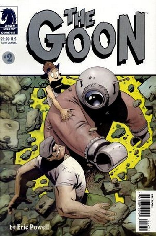 Cover of Goon (Vol 1) (Dark Horse) The #2. One of 250,000 Vintage American Comics on sale from Krypton!