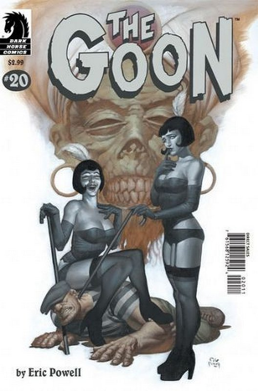 Cover of Goon (Vol 1) (Dark Horse) The #20. One of 250,000 Vintage American Comics on sale from Krypton!