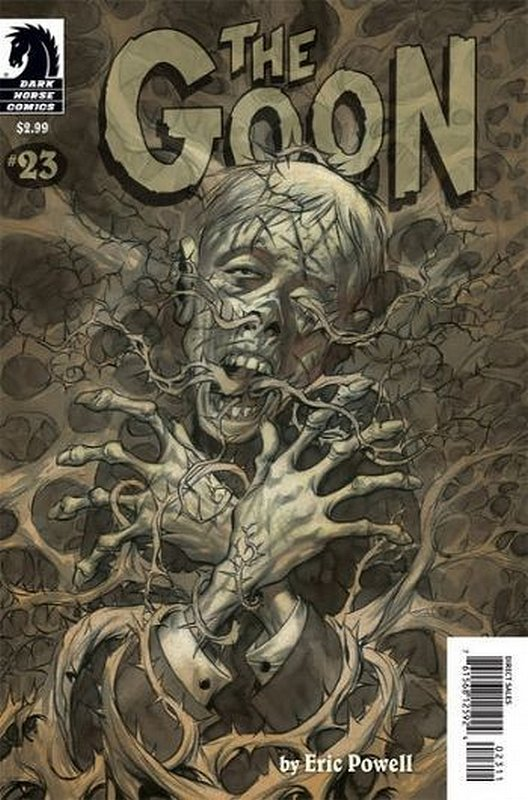Cover of Goon (Vol 1) (Dark Horse) The #23. One of 250,000 Vintage American Comics on sale from Krypton!