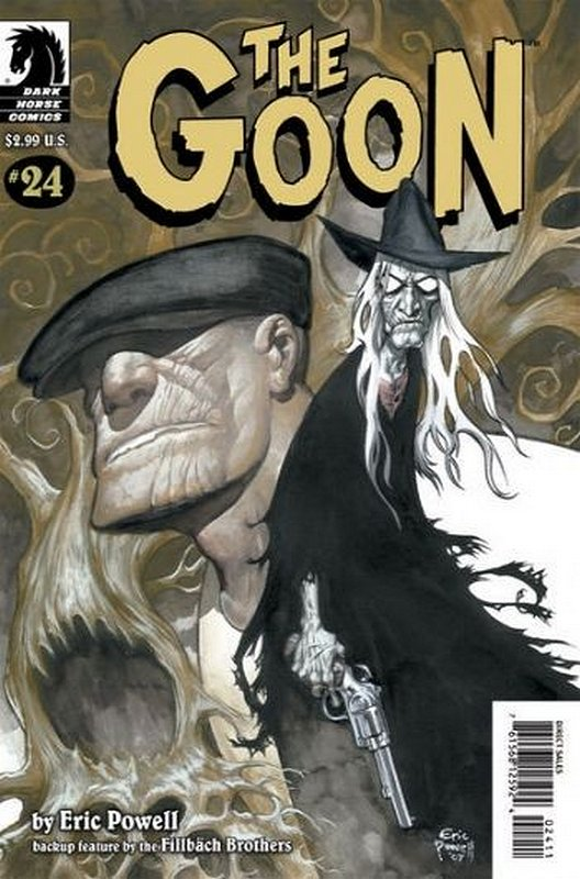 Cover of Goon (Vol 1) (Dark Horse) The #24. One of 250,000 Vintage American Comics on sale from Krypton!