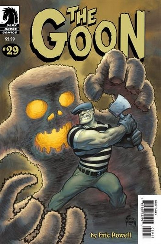 Cover of Goon (Vol 1) (Dark Horse) The #29. One of 250,000 Vintage American Comics on sale from Krypton!