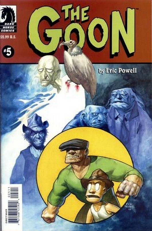 Cover of Goon (Vol 1) (Dark Horse) The #5. One of 250,000 Vintage American Comics on sale from Krypton!