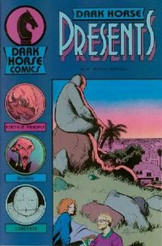 Cover of Dark Horse Presents #12. One of 250,000 Vintage American Comics on sale from Krypton!