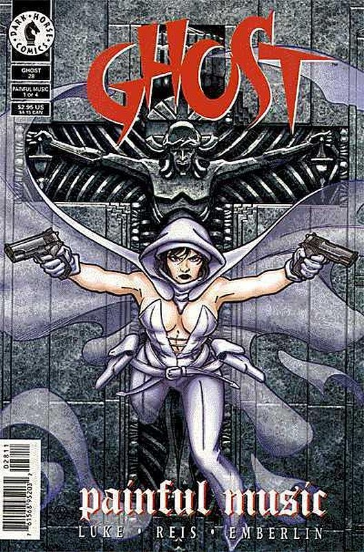 Cover of Ghost (Vol 1) (Dark Horse) #28. One of 250,000 Vintage American Comics on sale from Krypton!