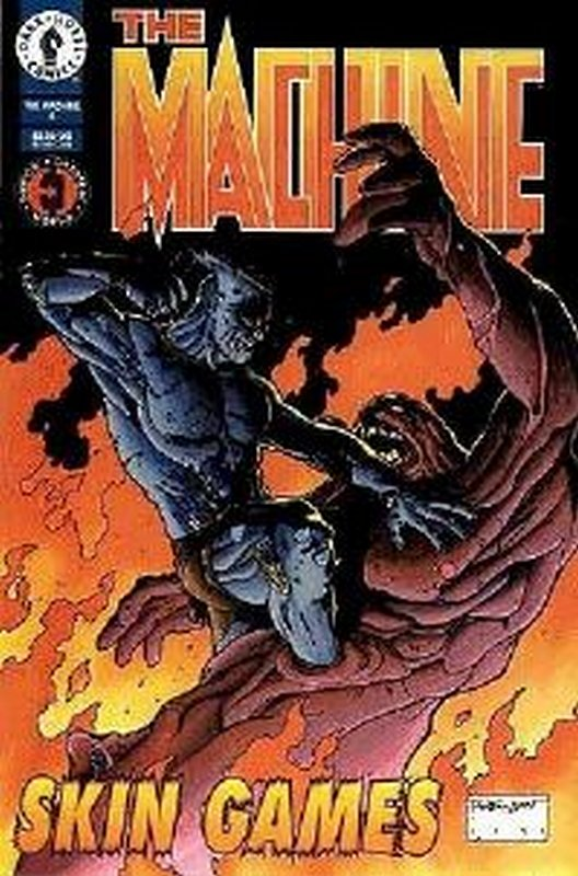 Cover of Machine (1994 Ltd) The #4. One of 250,000 Vintage American Comics on sale from Krypton!