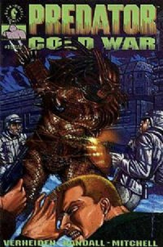 Cover of Predator: Cold War (1991 Ltd) #3. One of 250,000 Vintage American Comics on sale from Krypton!
