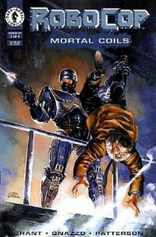 Cover of RoboCop: Mortal Coils (1993 Ltd) #3. One of 250,000 Vintage American Comics on sale from Krypton!