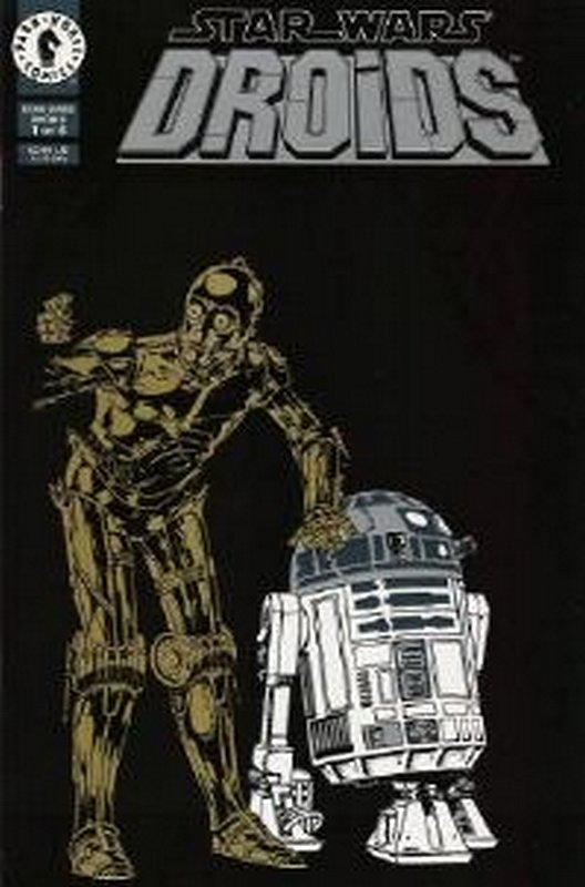 Cover of Star Wars: Droids (Vol 1) (1994 Ltd) #1. One of 250,000 Vintage American Comics on sale from Krypton!