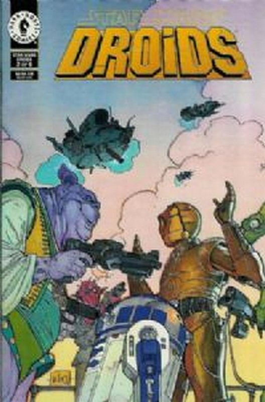Cover of Star Wars: Droids (Vol 1) (1994 Ltd) #2. One of 250,000 Vintage American Comics on sale from Krypton!
