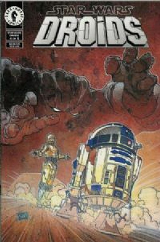 Cover of Star Wars: Droids (Vol 1) (1994 Ltd) #4. One of 250,000 Vintage American Comics on sale from Krypton!