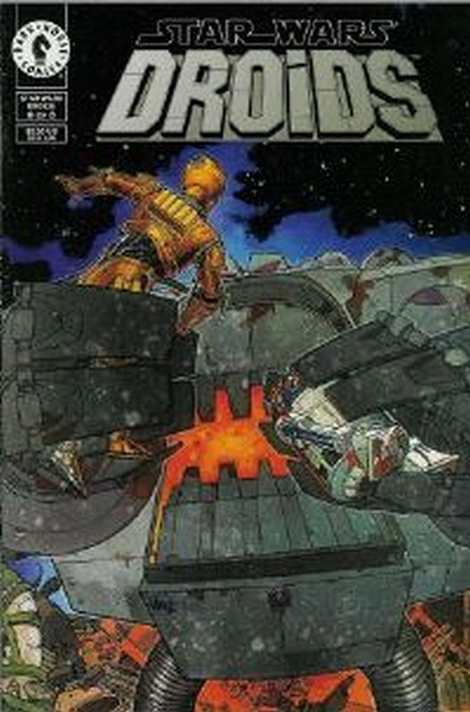 Cover of Star Wars: Droids (Vol 1) (1994 Ltd) #6. One of 250,000 Vintage American Comics on sale from Krypton!