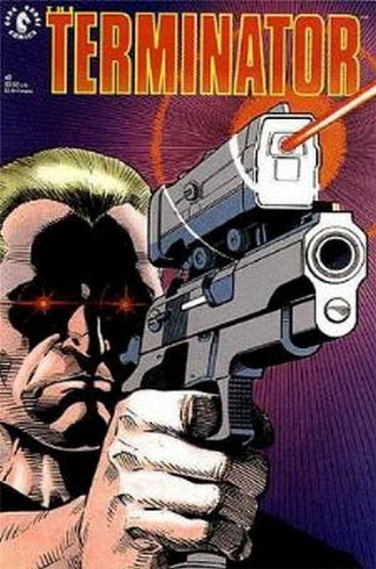 Cover of Terminator (1990 Ltd) #3. One of 250,000 Vintage American Comics on sale from Krypton!
